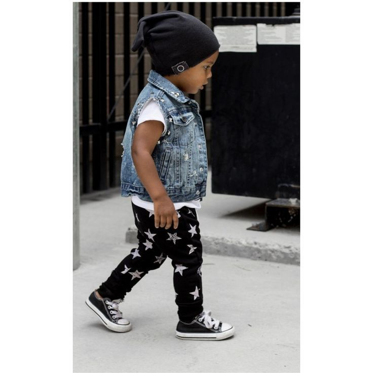 1a9795d55 Hipster Kids Clothes - Monochrome Star Harems - 3M to 6T | Stylish ...