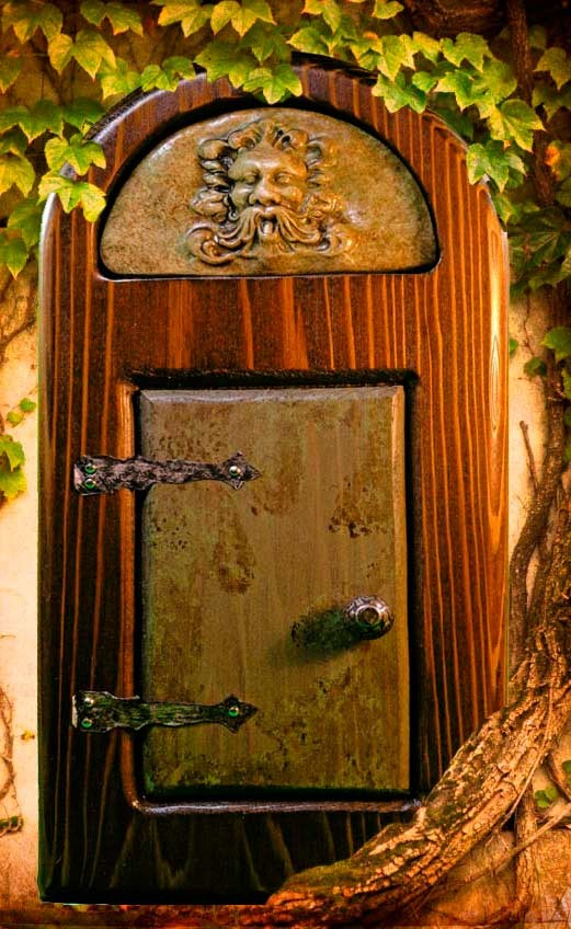 17 best images about little fairy gardens on pinterest for The little fairy door