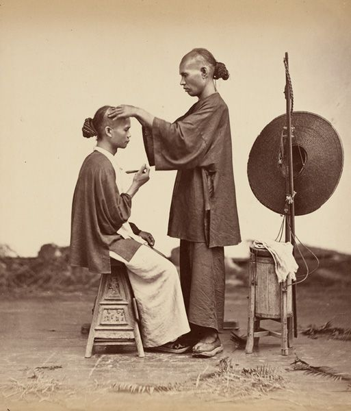 Photographer John Thomson ~ Stunning Photographs of 19th Century China.