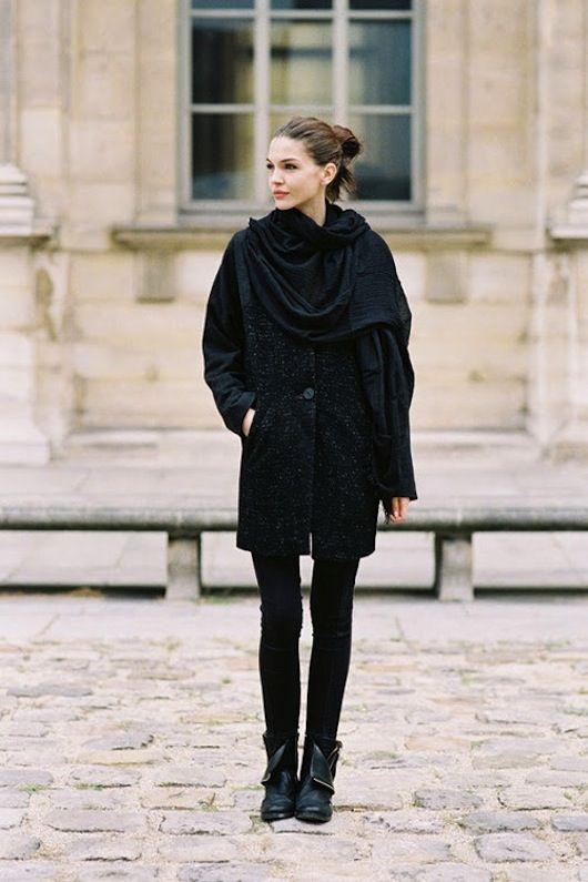 all black, easy #traveloutfit