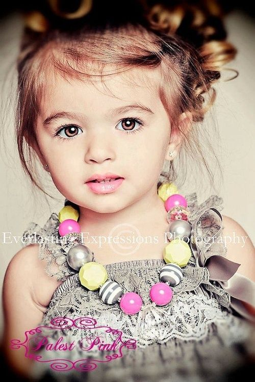 Pretty sure this is the cutest little girl ever! | Baby ...