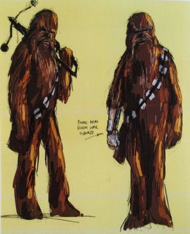 Star Wars Episodio 7 Chewbacca