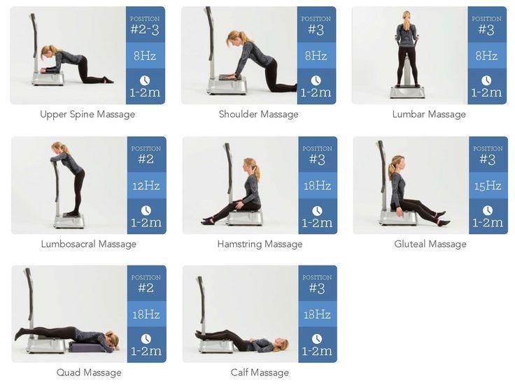 machine based workout routine