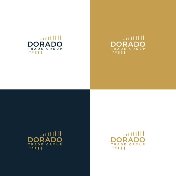 Create a compelling logo for Dorado Trade Group - an emerging  commodity trading powerhouse. by logoziner