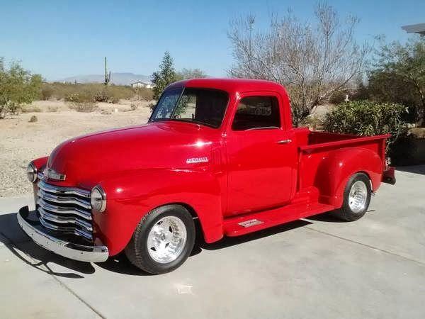 older chevrolet truck