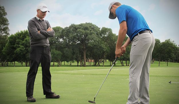 TPI Certified Instructor Cameron McCormick shares a drill he recently incorporated into Jordan Spieth's practice routine.