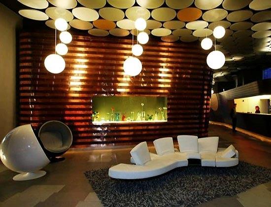 Exquisite Grand Lobby Hotel Design