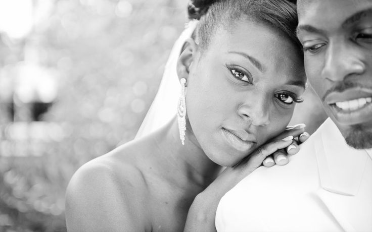 BLACK WEDDING STYLE: A Young Couple, New Beginnings - Photos - EBONY