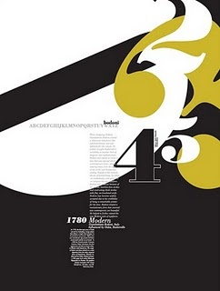 Negative space and overlays in typography