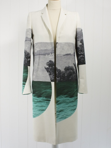 Dries Van Noten Roxy Print Coat | Envoy of Belfast