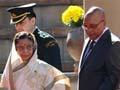Sad story....  President Pratibha Patil's foreign trip with kin 'normal practice': Govt