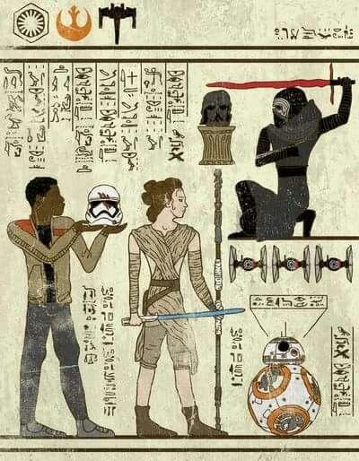 Star Wars Hieroglyphics 2 Star Wars Quotes Star Wars