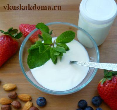 Натуральный домашний йогурт. Подробная статья и в комментариях  очень много полезной инфы.
