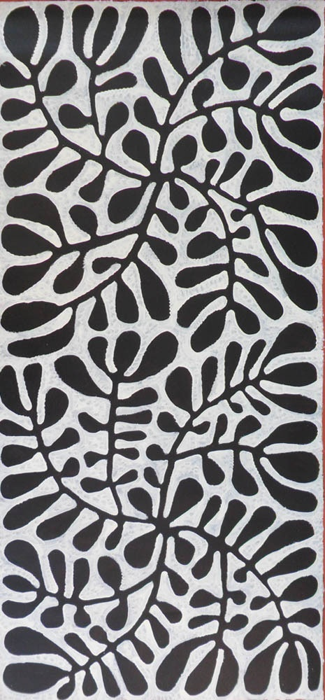 Mitjili napurrula aboriginal art painting