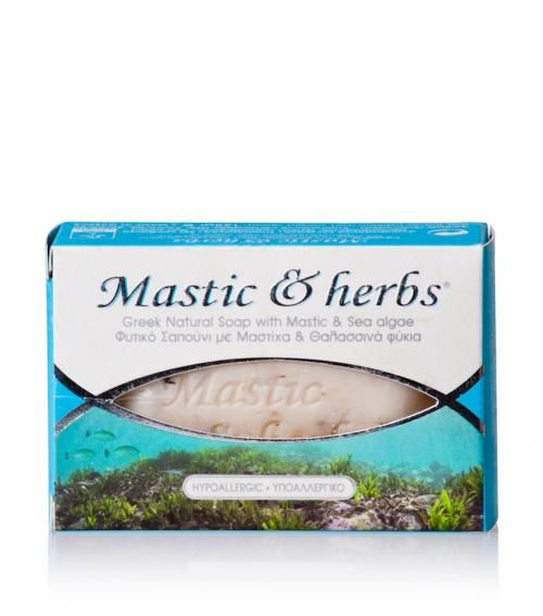 """Anemos"" mastiha - seaweed soap 125g @ just 4.90€"