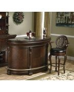 Wine & Bar Furnishings :: Bars & Bar Stools - Howard Miller USA a division of Westwood Furniture Company, grandfather clocks wall clocks mantel clocks tabletop clocks display curio cabinets