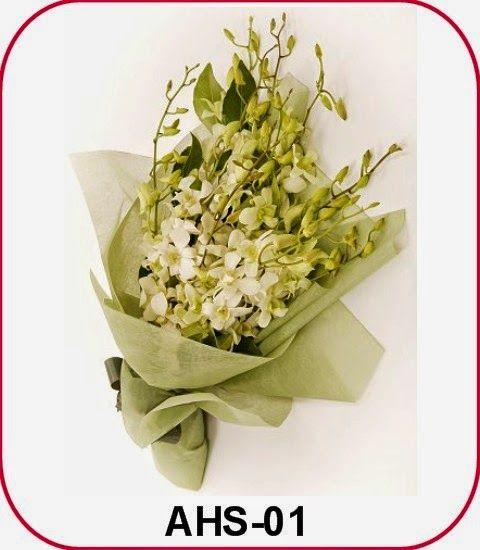 Hand Bouquet Bunga Anggrek   Toko Bunga by Florist Jakarta