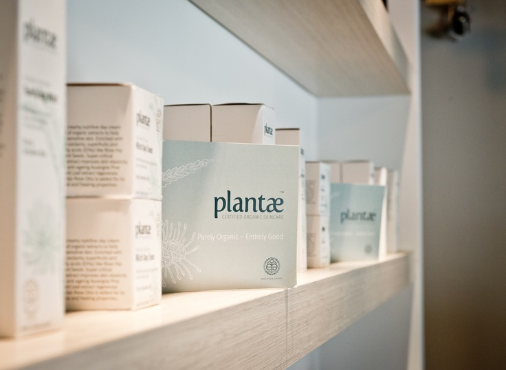 Great certified organic skin care products from New Zealand - Plantae  Exclusive to Prologue Lifestyle