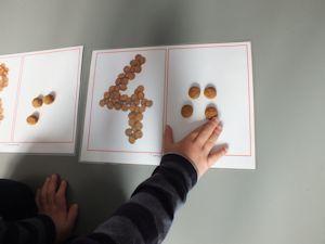 20+ Sinterklaas spelsuggesties met de cijferkaarten van kruidnoten - Juf Sanne