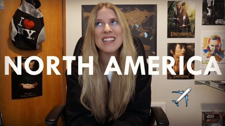 I'M OFF FOR A MONTH | Next Adventure to North America!