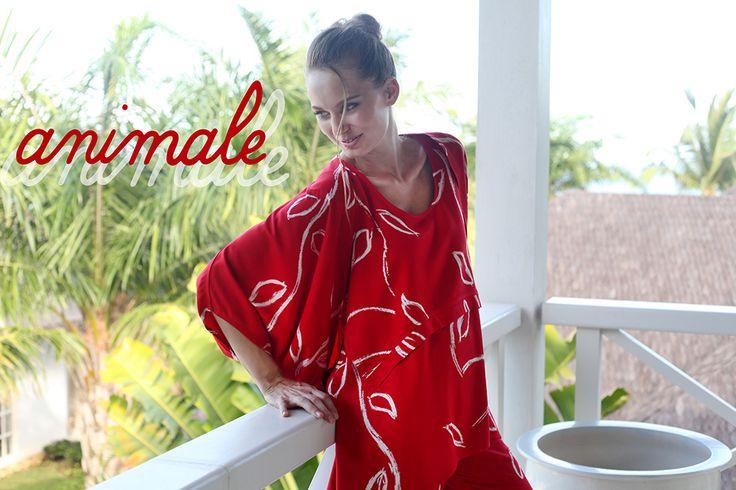 Summer Cellections 2014 - Women Dress Red