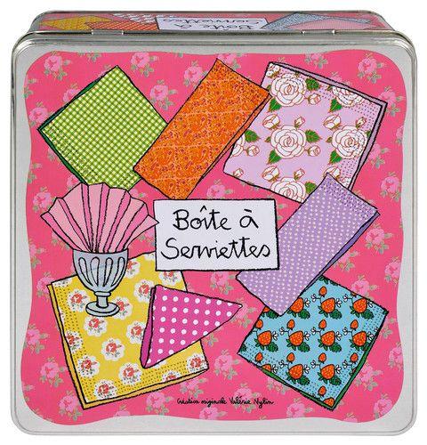 keladeco.com - Boite à serviettes en papier, boite de rangement pour #serviette en papier - DERRIÈRE LA PORTE