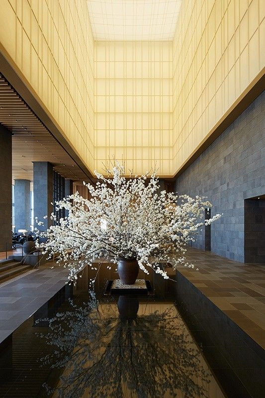 Aman Tokyo is a peaceful retreat in Japan. Book your stay at Aman Tokyo today
