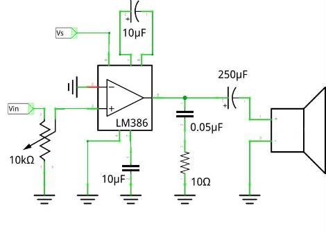 esquemas amplificadores de audio sencillo - Buscar con Google