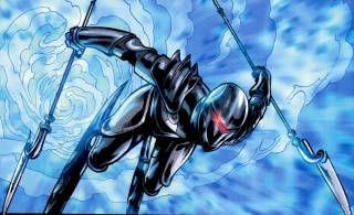 Black Racer (Character) - Comic Vine