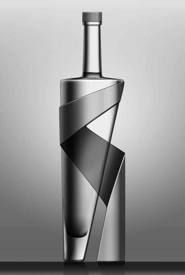 LIBRA, Premium Gin by Ivan Pajares, via Behance #taninotanino