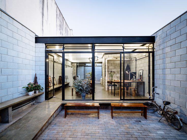 Casa + Estudio / Terra e Tuma Arquitetos Associados. © Pedro Kok