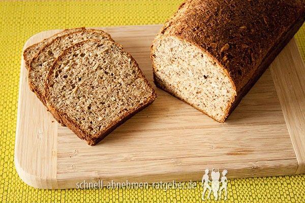 Low Carb Chia-Sonnenblumen-Brot Rezept