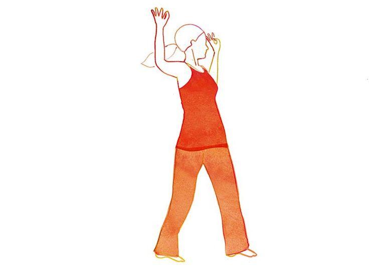 Mit einfachen Yoga-Übungen Geist und Körper etwas Gutes tun.