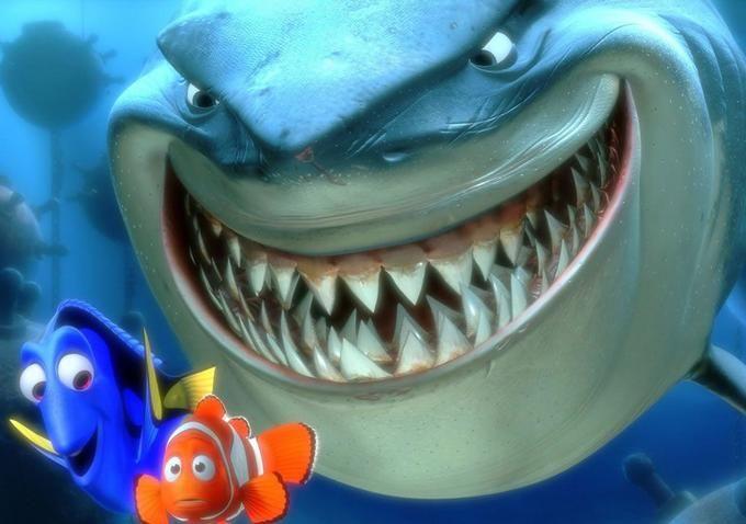 Finding Nemo   #cartoon #animated #characters #fun #enjoyable