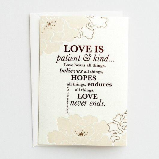 Christian Cards - Wedding | DaySpring