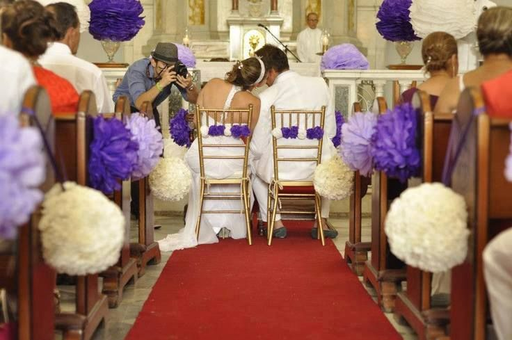 Pompones para bodas Topipompom