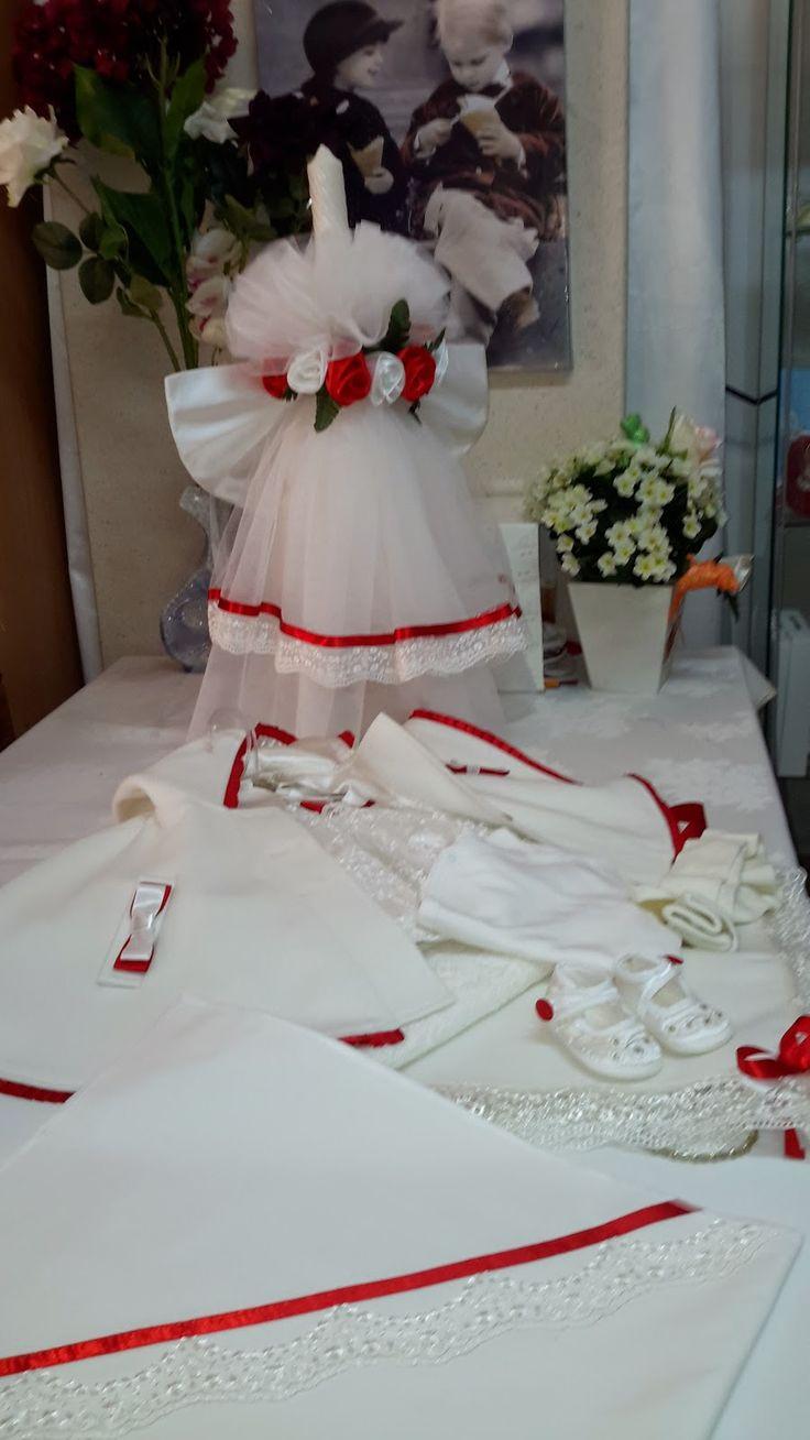 HAINUTE BOTEZ: Trusou botez fetita -Red Dream