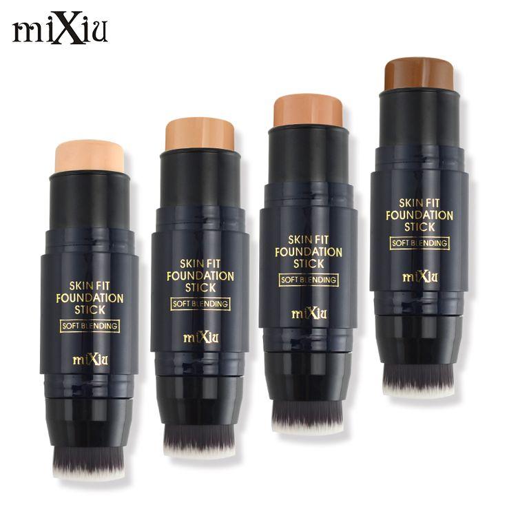 New 4 Colors Face Corrector Concealer Palette Cream Contour Palette Mixiu Brand Bronzer Primer Makeup Camouflage Concealer Stick -- Ini pin AliExpress affiliate.  Tawarkan dapat ditemukan dengan mengklik gambar