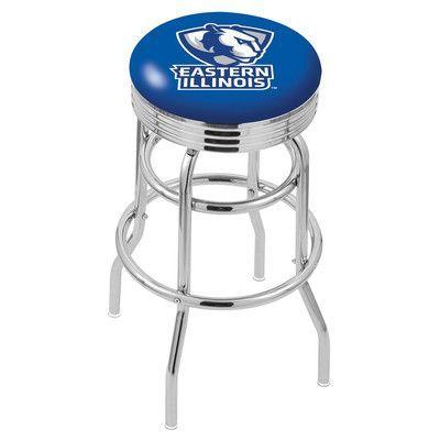 "Holland Bar Stool 30"" Bar Stool NCAA Team: Eastern Illinois"