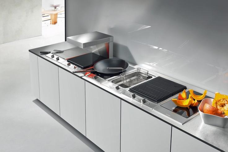 Keukens Van Miele : 1000+ images about Keukens Fornuizen en kookplaten