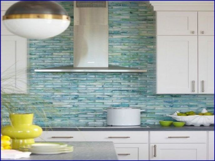 Kitchen Ideas Glass Tile Backsplash Home Depot Glass Subway Tile