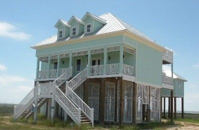 17 Best Images About Texas Beach Houses On Pinterest