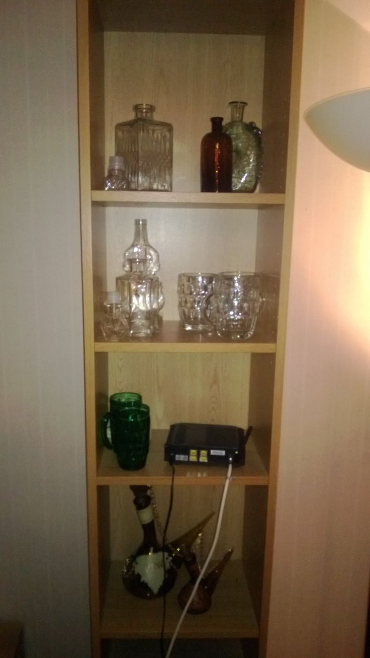 My cocktail cabinet