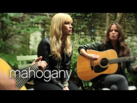 The Pierces We Are Stars song // Mahogany Session
