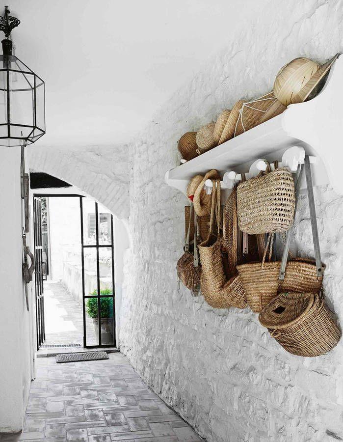 222 best Decoration maison images on Pinterest Balconies, Bold - apprendre a peindre un mur