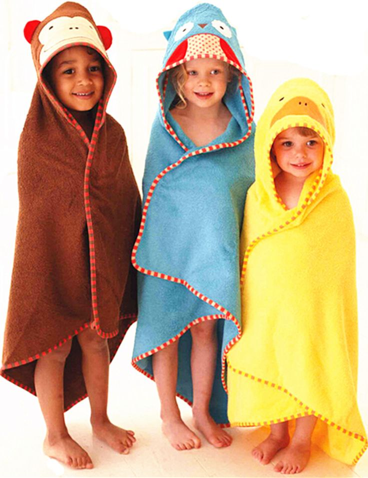 $16.29// Hooded Animal children's towel// Delivery: 2-6 weeks