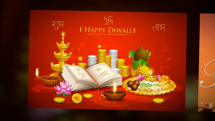 Happy Diwali Greeting Card Images Wallpapers Photos Pics
