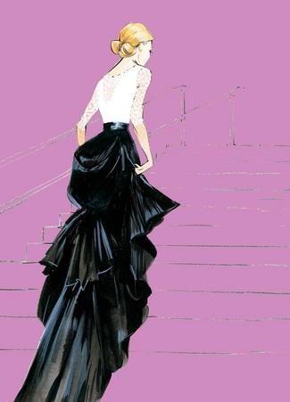 80 best fashion illustration images on pinterest fashion