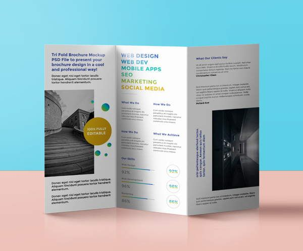 Brochure Design Free Download Brochure Design Free Download Psd