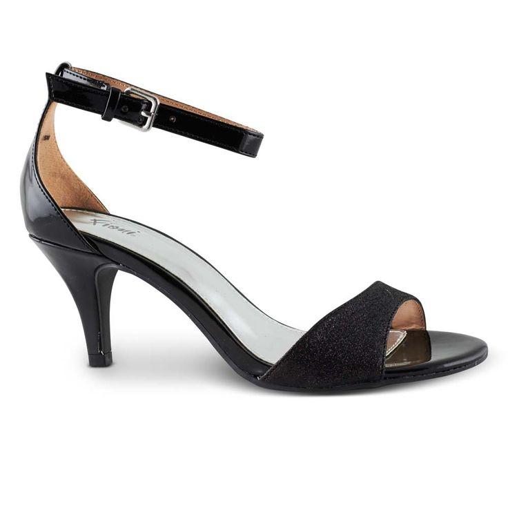 Womens Lush Black Heel By Fioni | Payless Shoes Australia